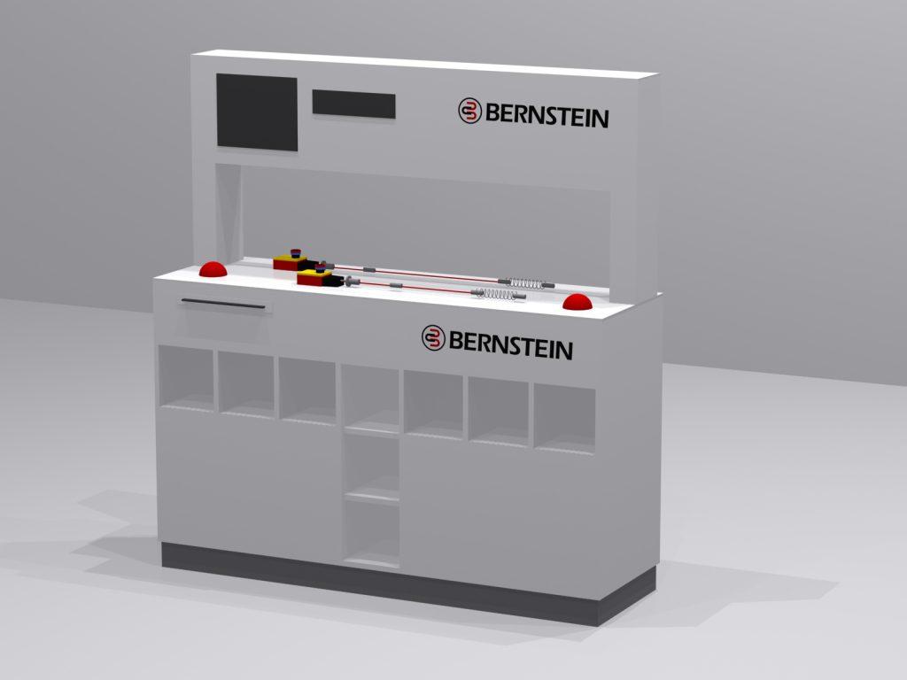 Design Messeexponat Bernstein