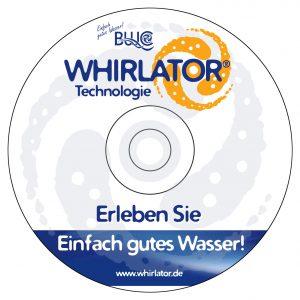 WHIRLATOR-CD