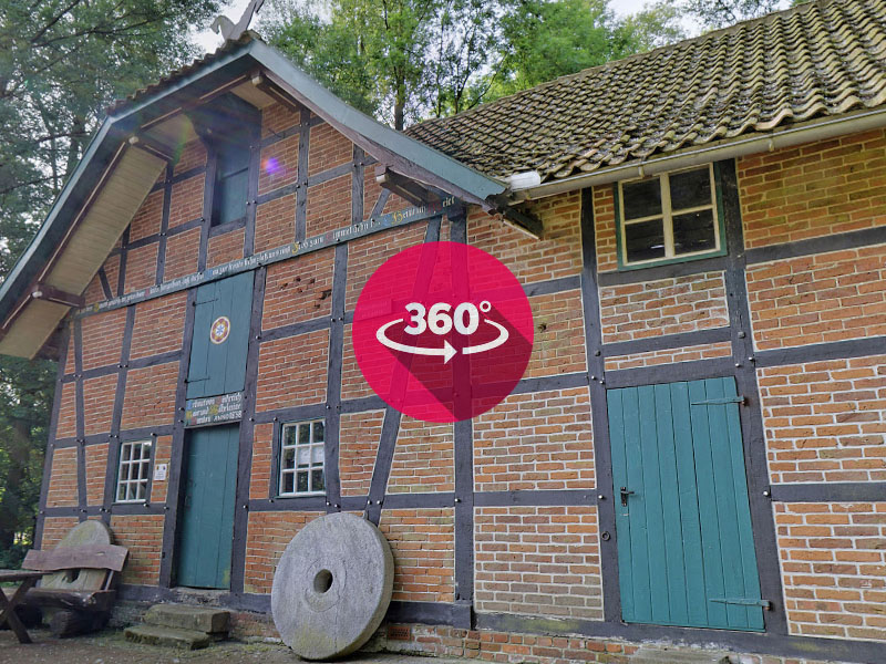 Wassermühle Harrienstedt