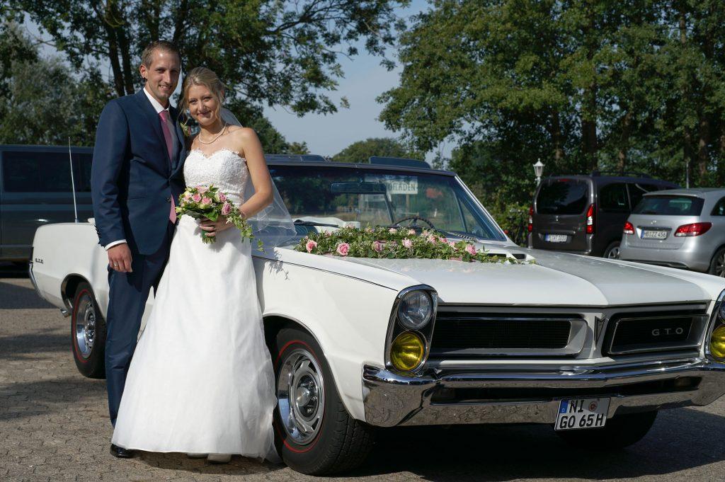 Hochzeitsfahrt GTO