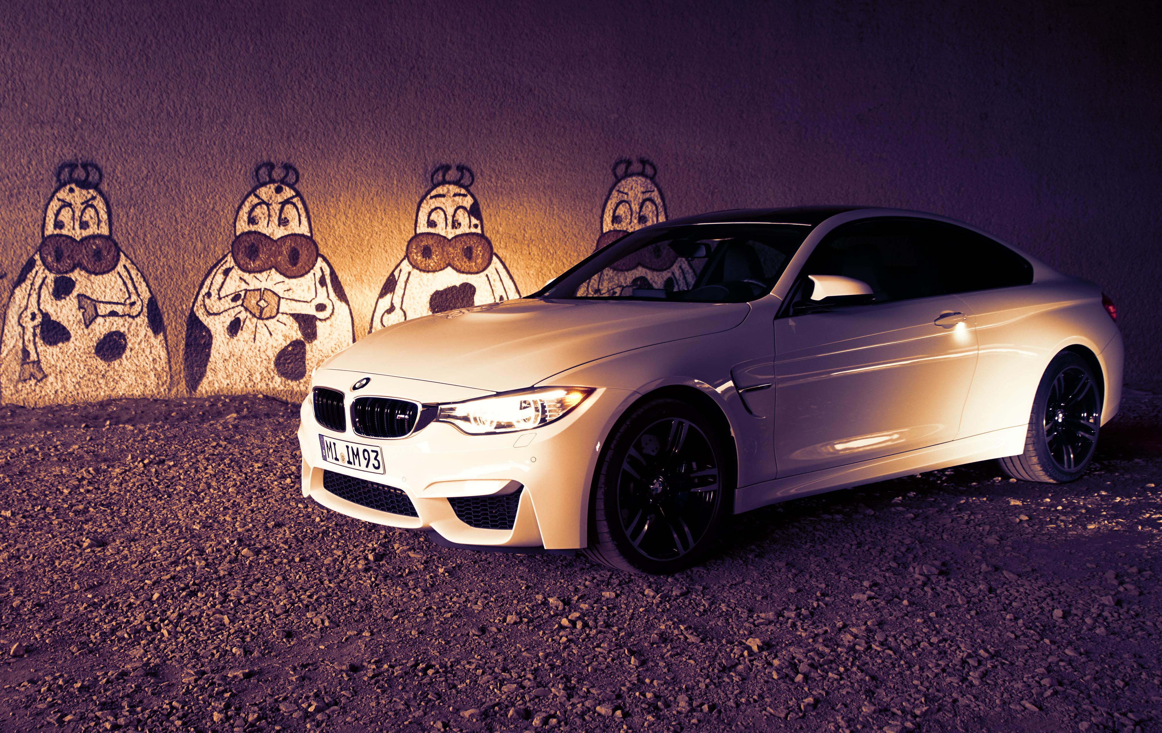 BMW M4 Minden