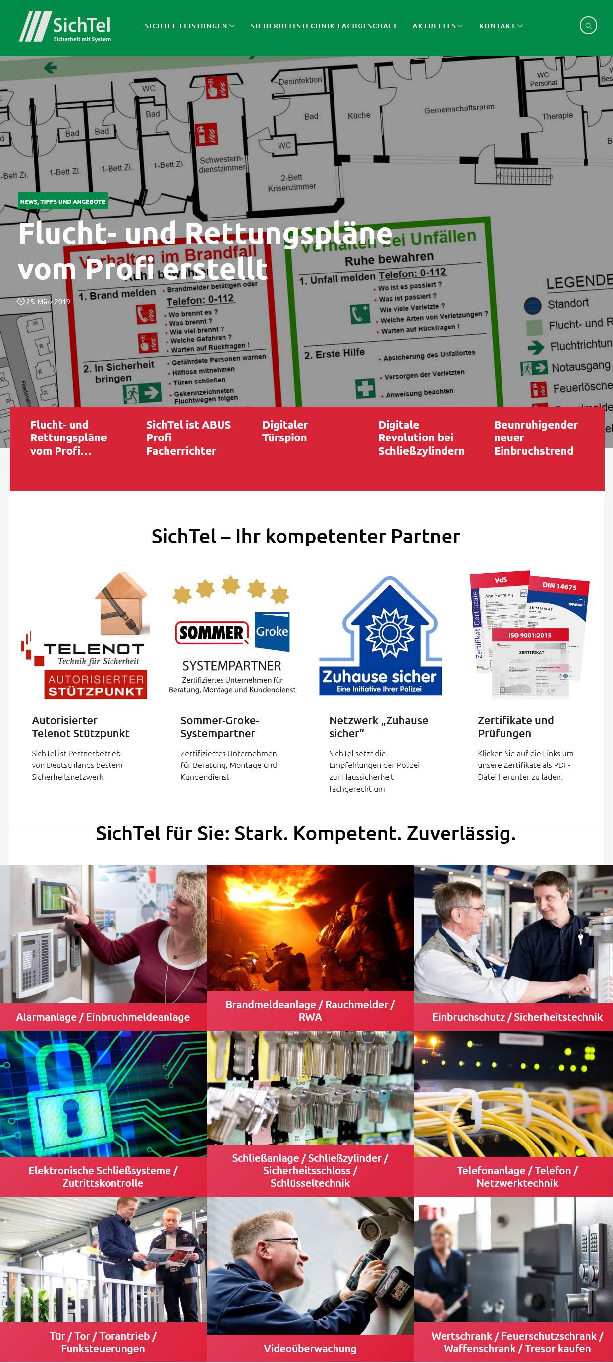 SichTel - Webdesign und SEO